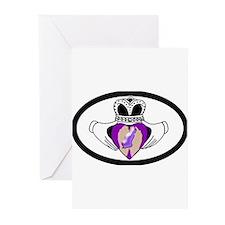 Premature Birth Awareness Greeting Cards (Pk of 10