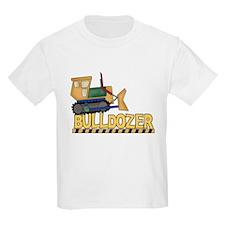 Bulldozer Kids T-Shirt