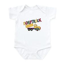 Dumptruck Infant Creeper