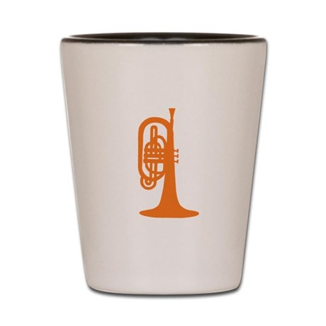 Mellophone Shot Glass