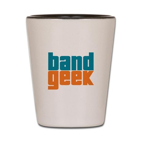 Band Geek Shot Glass
