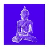 Digital Siddhartha Tile (water)