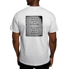 Waylon Lyric Shirt