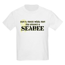 My Uncles A Seabee T-Shirt