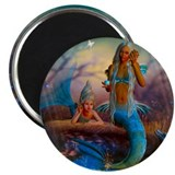 "Best Seller Merrow Mermaid 2.25"" Magnet (10 pack)"