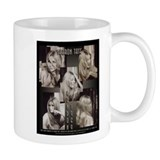 Sharon Tate London 69' Small Mugs