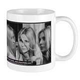 Sharon Tate B&W Poses Small Mugs