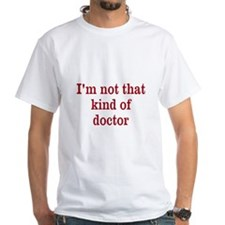 Funny Academics Shirt