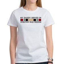 Operation Iraqi Freedom Daddy Tee