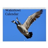 Waterfowl Wall Calendar