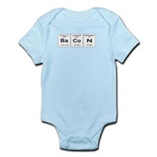 Bacon elements Infant Bodysuit