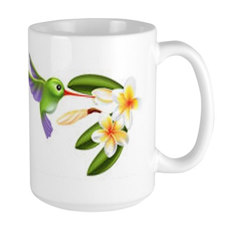 Hummingbird Large Mug