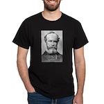 Attitude Perception on Life Black T-Shirt