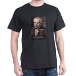 Kant Moral Law: Black T-Shirt