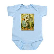 Cute Garters Infant Bodysuit