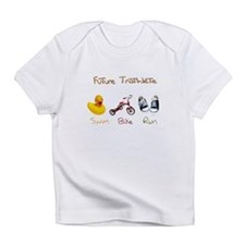 Future Triathlete Infant T-Shirt