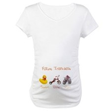 Future Girl Triathlete Shirt