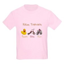 Future Girl Triathlete T-Shirt