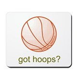 Cute March madness Mousepad