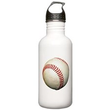 A Baseball Water Bottle