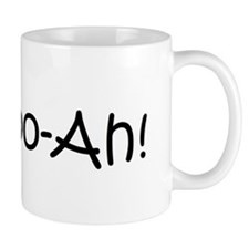 Hoo-ah! (Scent of a Woman quo Coffee Mug