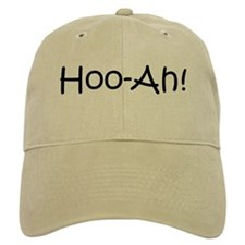 Hoo-ah! (Scent of a Woman quo Baseball Cap