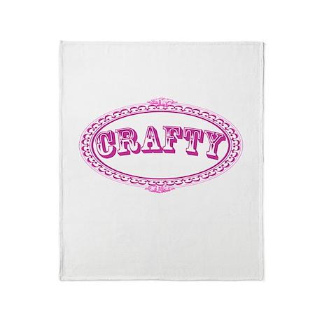 Crafty Throw Blanket