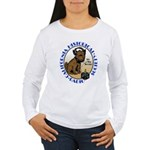 California Historical Radio S Women's Long Sleeve