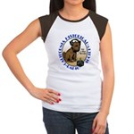 California Historical Radio S Women's Cap Sleeve T