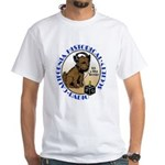California Historical Radio S White T-Shirt