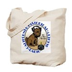 California Historical Radio S Tote Bag
