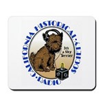 California Historical Radio S Mousepad