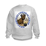 California Historical Radio S Kids Sweatshirt