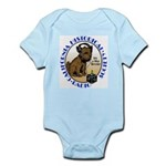 California Historical Radio S Infant Bodysuit