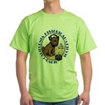 California Historical Radio S Green T-Shirt