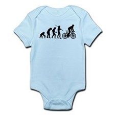 Cycling Evolution Infant Bodysuit