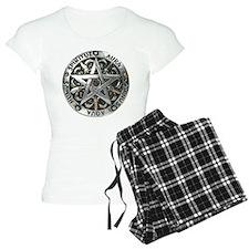 WICCAN Pentagram pajamas