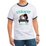 Shoot Like a Girl T