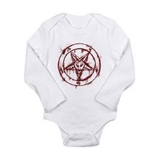 mY BLoODy pENTaGraM Baby Outfits