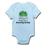 Mommy's Daddy's Future Running Buddy Baby Bodysuit