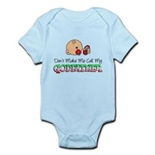 Don't Make Me Call Godfather Infant Bodysuit