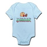 Don't Make Me Call Godfather Onesie