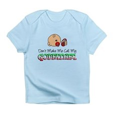 Don't Make Me Call Godfather Infant T-Shirt