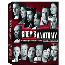 Grey's Anatomy: Season 7 on DVD
