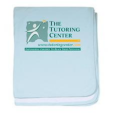 The Tutoring Center baby blanket