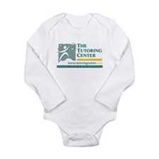 The Tutoring Center Long Sleeve Infant Bodysuit