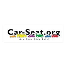 Car-Seat.Org 21x7 Wall Peel