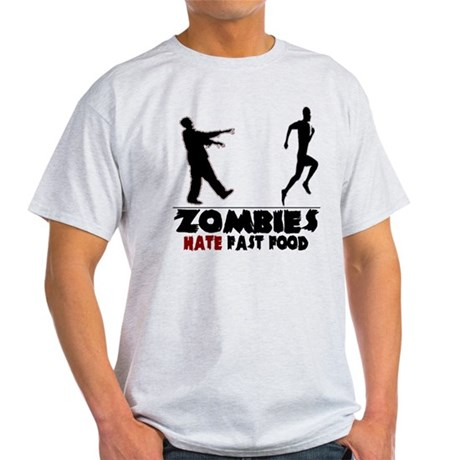 Funny Zombies Light T-Shirt