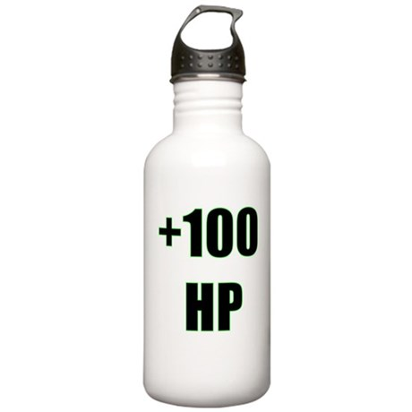 Potion Bottle Stainless Water Bottle 1.0L