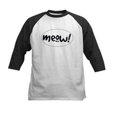 Meow! Cat-Themed Tee